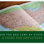 Ban the Box Laws By State