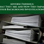 Adverse Findings