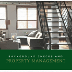 Property Management and Background Checks