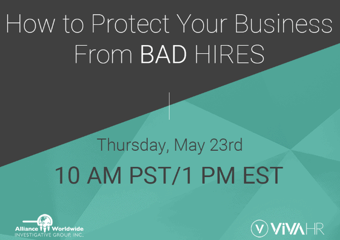 How to Protect Your Company from Bad Hires
