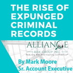 The rise of expunged criminal records