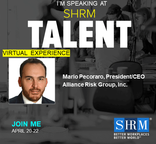 Mario Pecoraro to Present on Social Media Investigations at SHRM HR Talent Conference